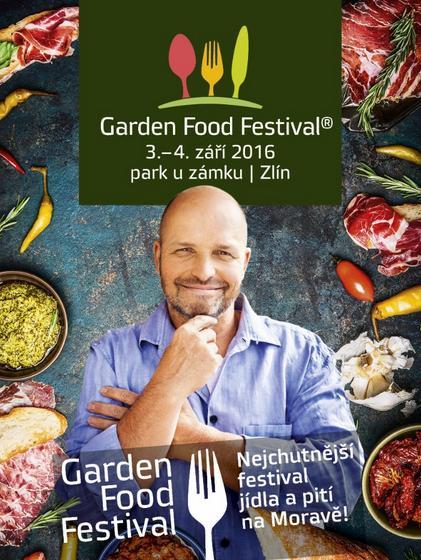 Garden Food Festival 2016 @ Zlínský zámecký park