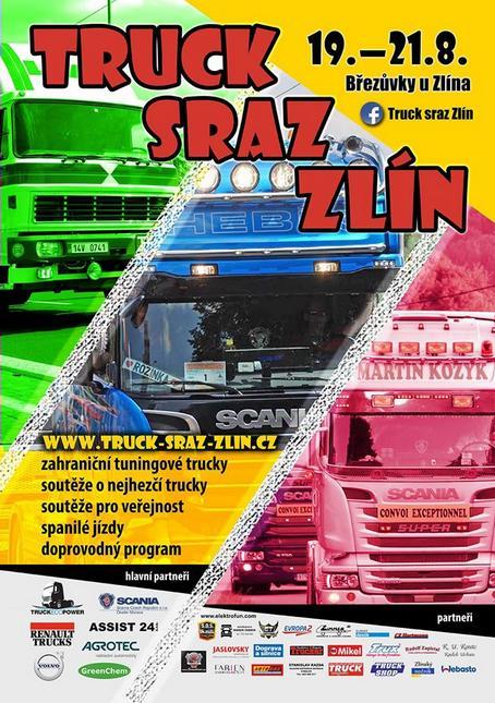 Truck Sraz Zlín @ Zlín, Březůvky u Zlína